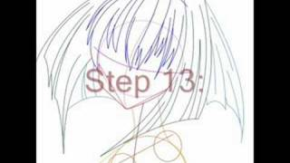 How to draw Karin