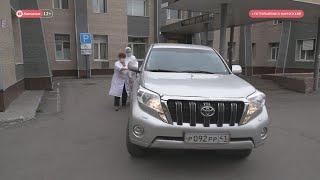 Машины правительства Камчатки работают на врачебных вызовах
