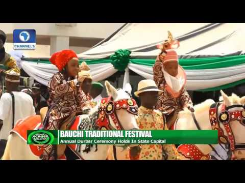 News Across Nigeria: Bauchi Durbar Ceremony Holds In State Capital