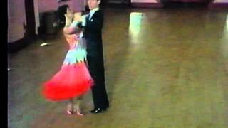 SP009 Elegant Waltz by Michael & Vicky Barr ビッキーカンピオン 検索動画 1