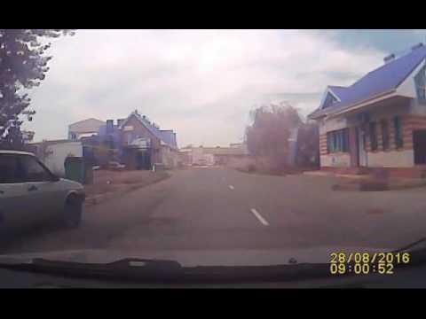 Опасное вождение в г.Невинномысске