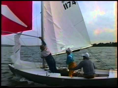 Heavy Air Sailing Raw Footage