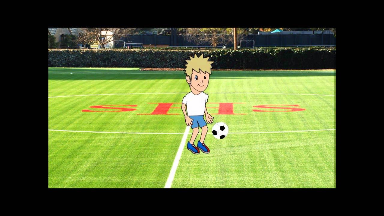 Happy Birthday Greeting Card Soccer Player YouTube