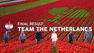 Final Result Team The Netherlands - Strauss Farmers Cup