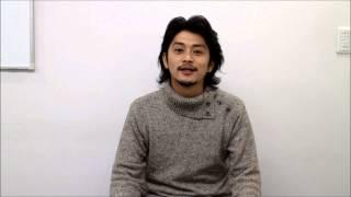 川村陽介からの2015年メッセージです.