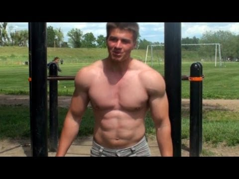 Top 3 Bodyweight Exercises for Shoulders