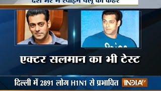 Swine Flu: Commoners to Bollywood Actors All Suffering from Swine Flu - India TV