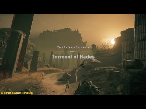 Assassins Creed Odyssey - Fate of Atlantis DLC2 - Pay The Ferryman |