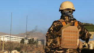 Taliban claim responsibility for Kabul hotel attack
