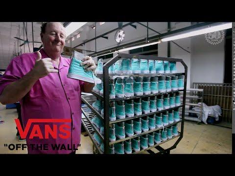 How to make Vans Footwear with Steve Van Doren and Christian Hosoi | VANS