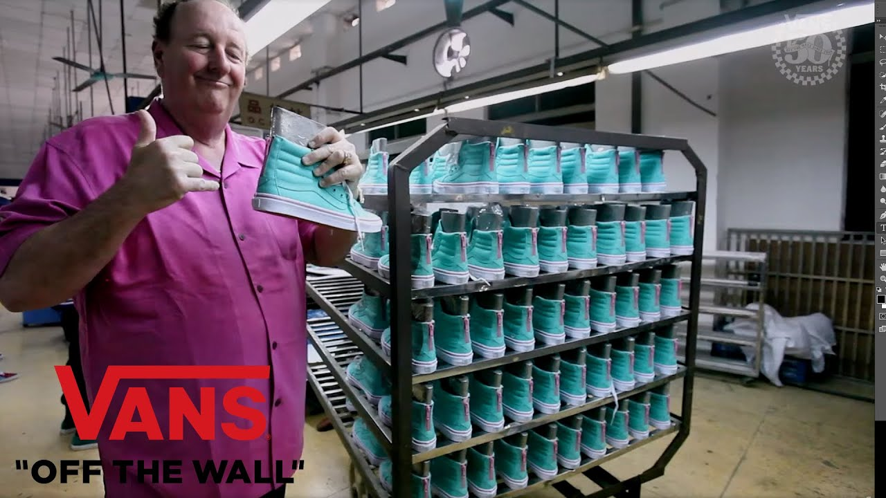 How To Make Vans Footwear With Steve Van Doren And Christian Hosoi