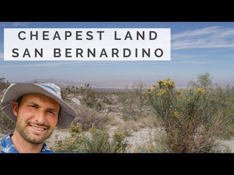 Cheapest Land In San Bernardino