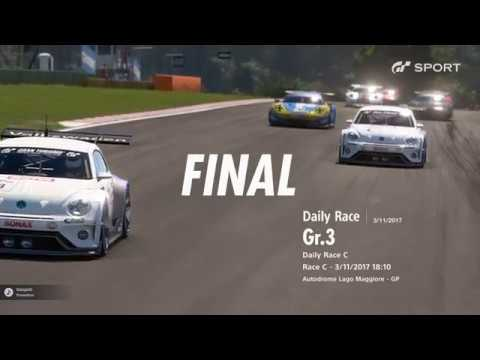 Epic Battle on Worn Tyres! GT Sport