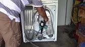 Como arreglar una whirlpool secadora que no prende - YouTube on