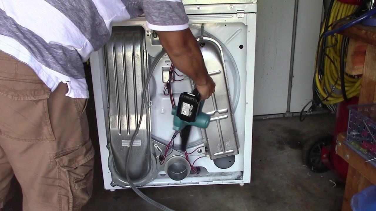 Secadora Whirlpool Explicacion De Los Sensores Y partes - YouTube