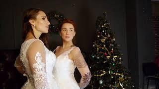 Салон свадебных платьев Spica Virginis, фотосессия.