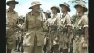 WWII FALL OF SINGAPORE 1941 1 of 3 RARE COLOR FILM