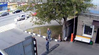 Видеозапись с IP WiFi камеры Zodiak 932 (Full HD, 1920x1080 Пикс, улица)