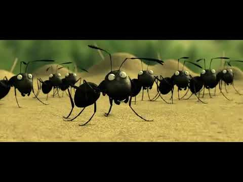 Minuscule Valley of the Lost Ants ant war