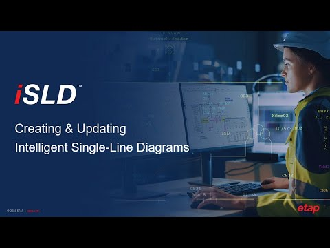 creating one line diagram using etap software with etap     youtubecreating one line diagram using etap software   etap