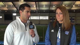 2018 GVSU Lacrosse - Season Preview with Coach Groveston