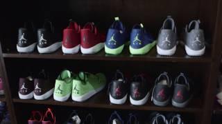 StockX + Joe Haden's Sneaker Collection Valuation
