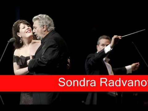 Sondra Radvanovsky & Plácido Domingo: Lehár - The Merry Widow, 'Lippen schweigen'