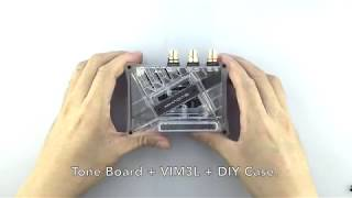 VIM3L (S905D3): Tone Board + HTPC Kit