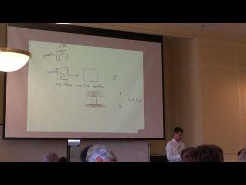 Jacob Taylor: Entanglement-based Tests of Quantum Systems