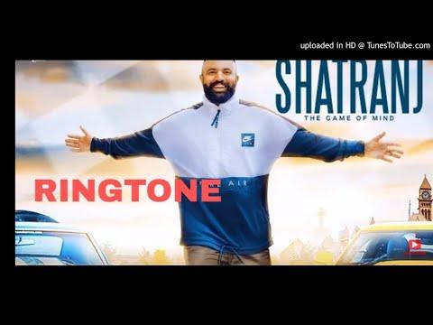 Gagan Kokri  - Shatranj Ringtone | Rahul Dutta | Latest Punjabi Ringtone