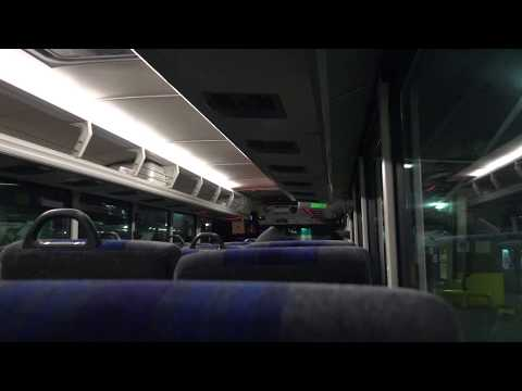ON BOARD NJ TRANSIT BUS 7112 MCI D4500 ON 139 FROM PORT TO MANALAPAN