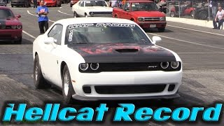 Dodge Demon's Daddy - Fastest Hellcat in the World Goes FASTER