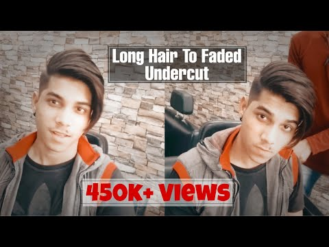 Justin Bieber Hairstyle & Haircut Tutorial 2019 - Mens Long Hair Style | Yusuf Khan thumbnail