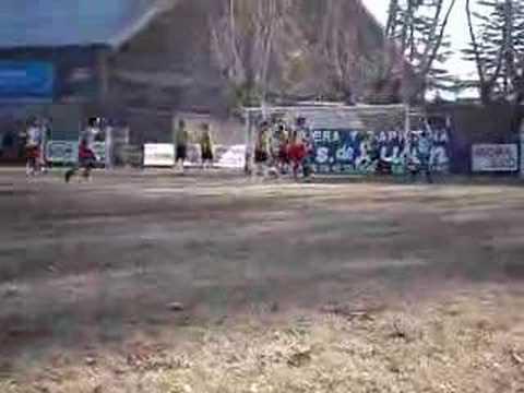 Gol del Club Atletico Paz