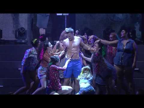 2017 Broadway Bares: Fine Arts