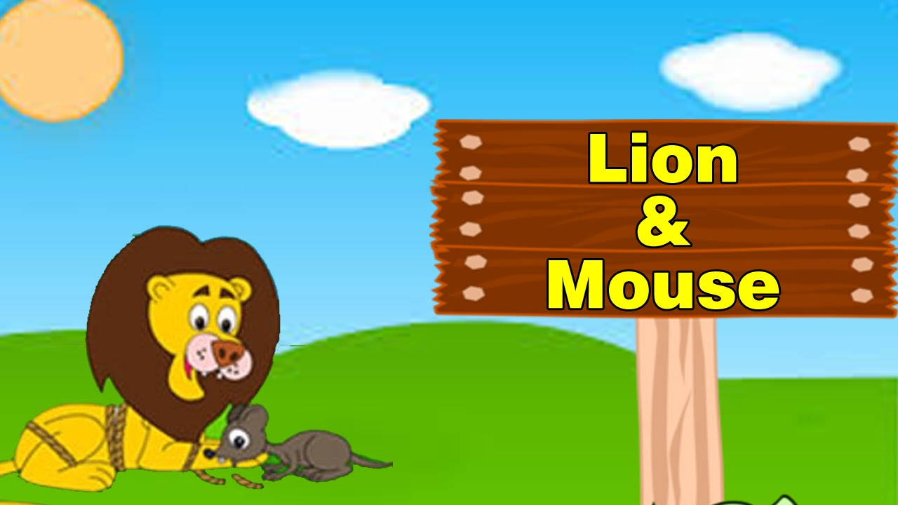 Story Telling - The Lion and the mouse