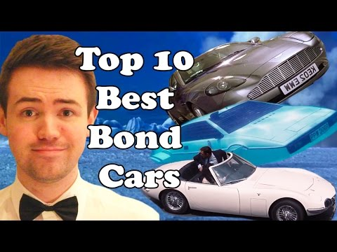 Top 10 Best Bond Cars