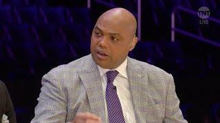 Charles Barkley & Kenny Smith Reflect On Kobe Bryant's Death