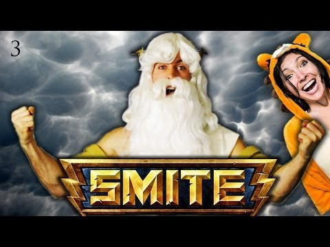 Learning How To Play SMITE (with Kathy Sue)
