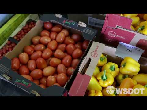 Freight Matters:  Delivering Fresh Produce To You