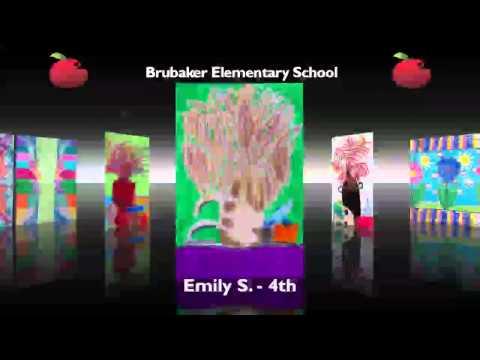 Brubaker Elementary School - Red Apple Gallery