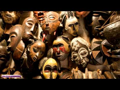 African Drum Music | Tribal Dance | Relax, Study & Ambience