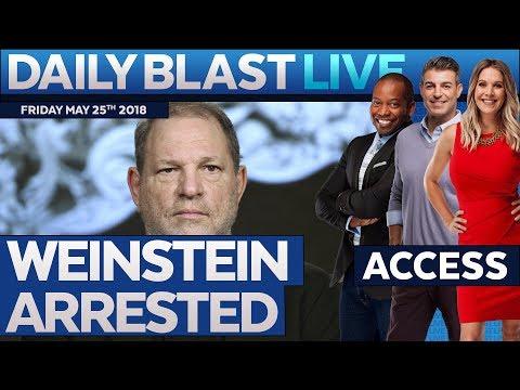 Daily Blast Live Access   Friday May 25, 2018