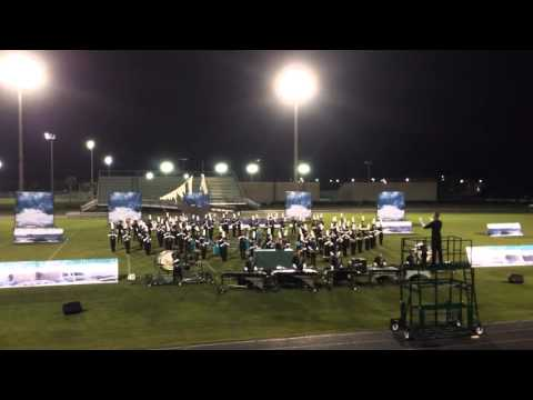 Lakewood Ranch High School Marching Band 2015 Performance