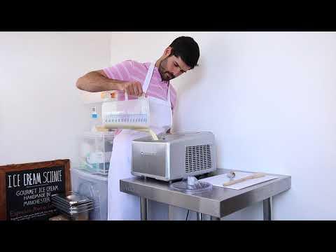Cuisinart ICE 100 Ice Cream and Gelato Maker - Quick Overview