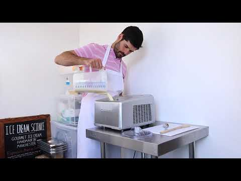 Cuisinart ICE 100 Ice Cream and Gelato Maker - Quick Overview