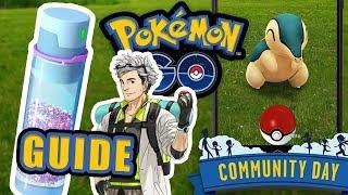 Guide zum Shiny-Feurigel Community Day - Sternenstaub-Paradies | Pokémon GO Deutsch #784