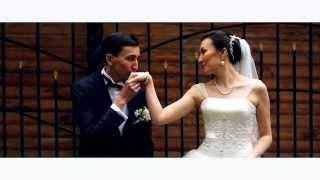 Самая Красивая Свадьба Ashat & Altynai (Монтаж Того же Дня) by Bekmurza Brothers +77012557317