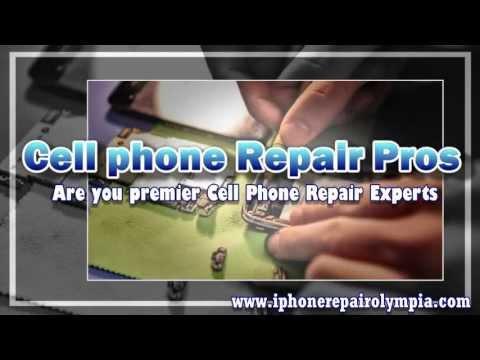 iPhone Screen Repair Olympia | (360) 663-5960