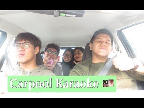 Carpool Karaoke: Malaysia Edition